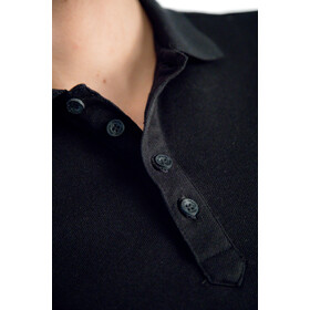 Craft Casual Pique Poloshirt Damen black